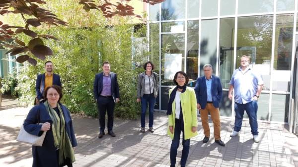 Besuch OBS Gehrden